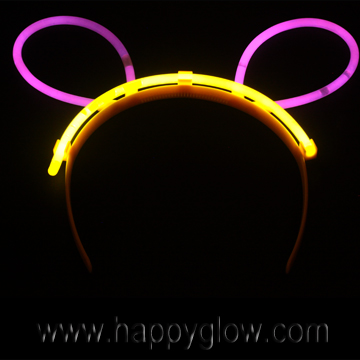 Glow Bunny Ear, Happyglow glow products