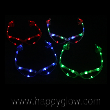 LED Flashing Sun Glasses