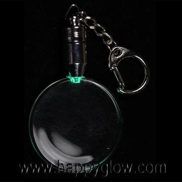 LED Light Up Key Chain